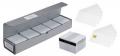 Carduri din plastic ZEBRA PVC Premier clean - 104523-111